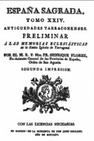 Antig�edades Tarraconenses